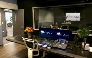 ADR voiceover Recording Studio at SPG Studios Los Angeles