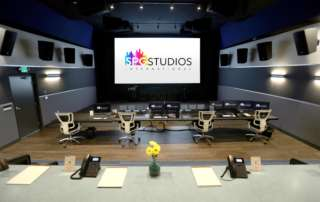 Audio Mixing Stage at SPG Studios