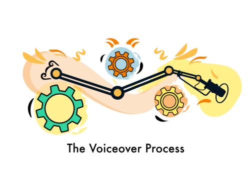 The Voiceover process for localizing content
