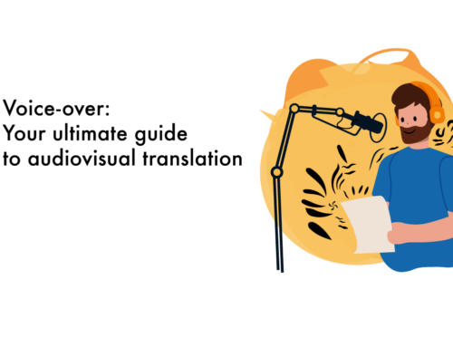 Professional Voice-over: Your ultimate guide to audiovisual translation