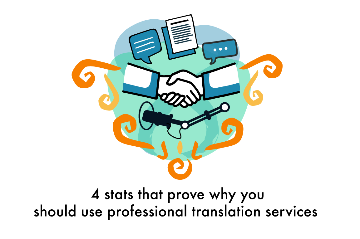 4 stats that prove why you should use professional translation services