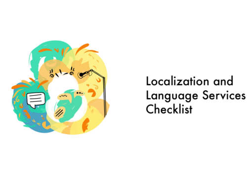 Localization and Language Services Checklist